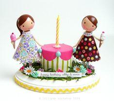twins birthday | Flickr - Photo Sharing!