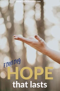 When our hope is found in people achievement or life dreams we suffer a rollercoaster of hope. So where do we find a hope that lasts and how do we keep hope alive? Christian Living, Christian Life, Christian Women, Love The Lord, Gods Love, Identity In Christ, Seasons Of Life, Popular Quotes, Christian Inspiration