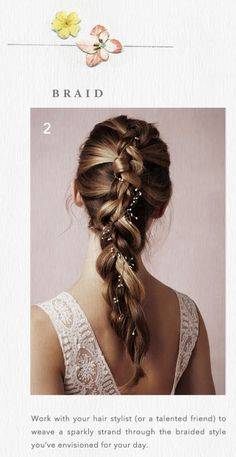 5 Ways to Wear a Halo | B-Inspired | BHLDN