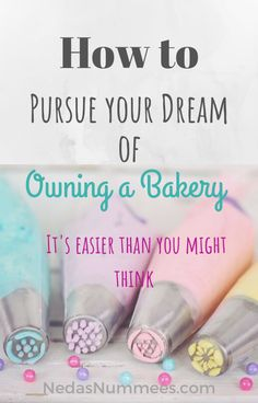 How I started my own tiny, successful bakery. Bakery Business Plan, Baking Business, Cake Business, Business Planning, Business Ideas, Cookie Bakery, Bakery Cakes, Home Baking, Baking Tips