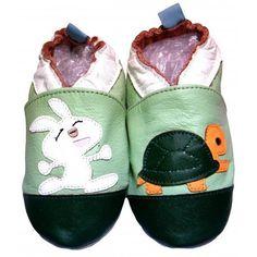 bbkdom - Lauflernschuhe Krabbelschuhe Babyschuhe Leder Schuhe mit «Rien Ne Sert De Courir» - http://on-line-kaufen.de/bbkdom/bbkdom-lauflernschuhe-krabbelschuhe-leder-mit-10