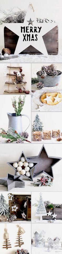 Decoracion nordica para navidad: Ideas e inspiración muy nordicas para decorar en Navidad: un estilo sencillo, elegante y con colores ideales para esta época del año