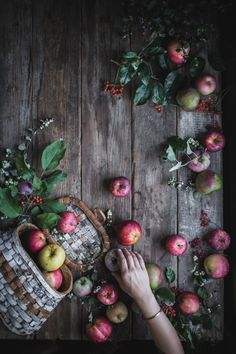 Apple Cheesecake with a Brown Butter Crust by Eva Kosmas Flores