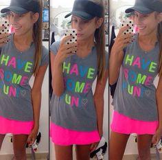 Look e blusa super divertidos... Vale a pena se inspirar! #TemNaLivreeLeve #AltoGiro