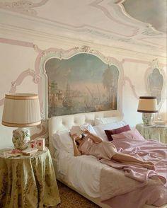 Decoration Inspiration, Room Inspiration, Decor Ideas, Room Ideas Bedroom, Bedroom Decor, Bedroom Inspo, Pretty Room, Dream Apartment, Aesthetic Room Decor