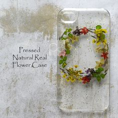 ZHQ Pressed Real Dry Flower Wreath Bling Hard Skin Case Cover For Samsung iPhone in Cell Phones & Accessories, Cell Phone Accessories, Cases, Covers & Skins | eBay