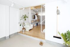 Design Your Own Home With MUJI's Prefab Vertical House,Courtesy of MUJI
