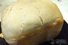 Receita de Pão básico sem glúten e sem lactose em receitas de maquina de pao, veja essa e outras receitas aqui!