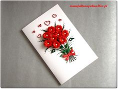 19 Quick Paper Quilling Ideas For Beginners – Quilling Techniques Paper Quilling Earrings, Paper Quilling Flowers, Paper Quilling Cards, Quilled Paper Art, Paper Quilling Designs, Quilling Paper Craft, Quilling Birthday Cards, Flower Birthday Cards, Paper Quilling For Beginners