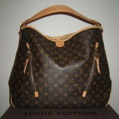 Tip: Louis Vuitton Delightful Monogram GM (Brown) my first bag. I had this bag for three years in good condition.❤️❤️❤️❤️❤️