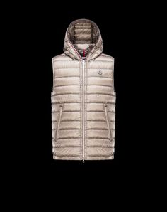 Discover CYRIAQUE in Waistcoat for Men: find out the product features and shop directly from the Moncler official Online Store.