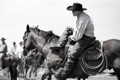 Gotta love cowboys ❤ I love this picture!