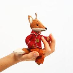 Felix Fox Hand-Stitching Kit