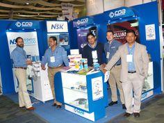 Congreso de salud bucal organizado por la Secretaría de salud. Nuestro Gerente de México, en compañía del equipo COA Internacional