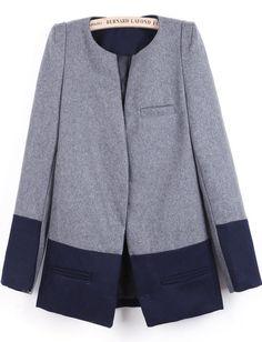 http://www.sheinside.com/Grey-Long-Sleeve-Contrast-Navy-Pockets-Coat-p-156238-cat-1735.html