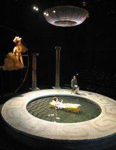 METAMORPHOSES  Written by Mary Zimmerman  The Phoenix Theatre, University of Victoria, Canada