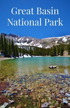 Discover snow covered peaks, sub-alpine lakes, a breathtaking night sky and so much more at Great Basin National Park! #travel #camping #70d...