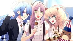 Anime Traps, Fanart, Pop S, Me Me Me Anime, Female Characters, Memes, Cute Girls, Anime Art, Idol