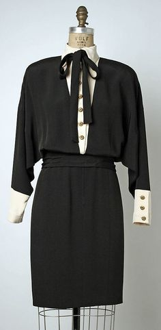 Dress House of Chanel (French, founded 1913)