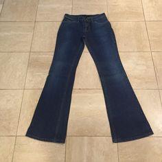Earl Jean denim jeans. Gently used, flared jeans. Earl Jean Jeans