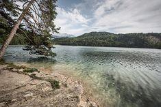 Der Hechtsee. Kühle Erfrischung im kristallklaren Wasser. River, Mountains, Nature, Outdoor, Environment, Water, Summer, Landscapes, Outdoors