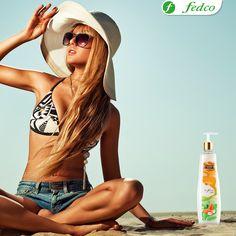 ¡Con Shower Cream Almond de #Sefora tu piel tendrá la suavidad y el aroma de toda la diversión, energía y alegría de las vacaciones! #SunnyFedco