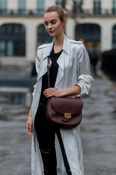 Paris Couture Street Style | @andwhatelse