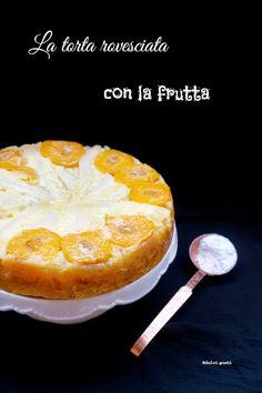 cake rovesciata alla frutta
