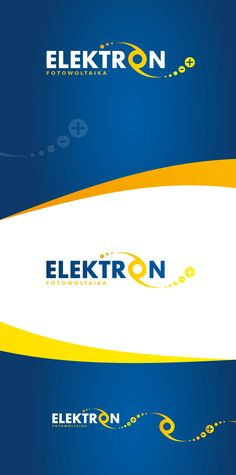 Elektron | Logo on Behance