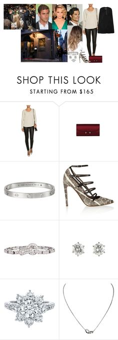 """Having A Double-Date With Philip's Best Friend, Jakob, and His Girlfriend, Klara, At Frantzén/Lindeberg & Being Hounded By the Paparazzi When Leaving the Restaurant"" by louiseingrid-ofdenmark ❤ liked on Polyvore featuring L'Agence, Yves Saint Laurent, Tabitha Simmons, Cartier, By Malene Birger, Harry Winston, women's clothing, women's fashion, women and female"