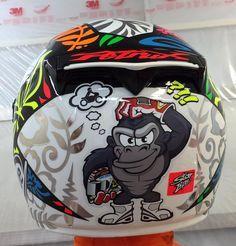 Danilo Petrucci 2015 Motorbikes, Helmet, Lunch Box, Hockey Helmet, Motorcycles, Helmets, Bento Box, Motorcycle