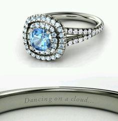 Disney Princess engagement ring. Cinderella.