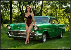 this is a chevy bel air by scottchurch.deviantart.com on @DeviantArt