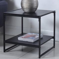 awesome Modern 20 Inch Square Side Table / End Table / Coffee Table   #livingroomideas #livingroomdesigns