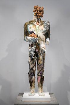 Human Sculpture, Art Sculpture, David Altmejd, Thing 1, Horror Comics, Arts Ed, Weird Art, Contemporary Artists, Les Oeuvres