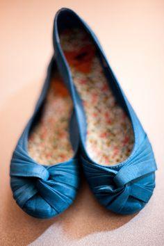 Blue Rocket Dog flats | PrimaveraStudios.com - Bought these bit in black for $25 at Famous Footwear