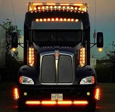 Show Trucks, Big Rig Trucks, Pickup Trucks, Custom Big Rigs, Custom Trucks, Truck Paint, Truck Interior, Trucks And Girls, Peterbilt Trucks