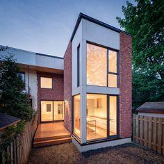 Architecture Design, House Plans, Brick, Images, Design Ideas, Exterior, Houses, House Design, Urban