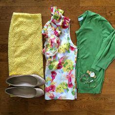 The Weekly Wardrobe: April 26