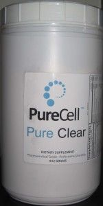The ultimate vitamin, mineral & antioxidant meal supplement - Pure Clear by PureCell is a high quality source of natural pure macro- & micro-nutrients. Pure Clear is comprised of rice & pea protein, vitamins, minerals, trace elements, amino acids, herbs, & essential fatty acids. The full range of vitamins, minerals, & trace elements support all the body's systems. The formula includes MCT (Medium Chain Triglyceride) oil, a plant-based so  READ MORE…