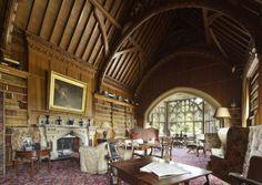 Tyntesfield Victorian Gothic