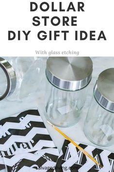 dollar store gift idea diy