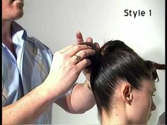 Patrick Cameron How to dress long hair The Bridal Collection DVDAquamarine.mp4 - YouTube