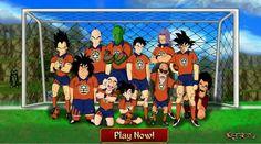 DBZ Football Team