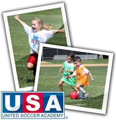 USA Technical Training Center :: Choose from 3 great USA, Inc programs: Soccer Squirts (8:30am to 9:30am) Children will learn the fundamentals of soccer through a program of structured activities and fun based games.