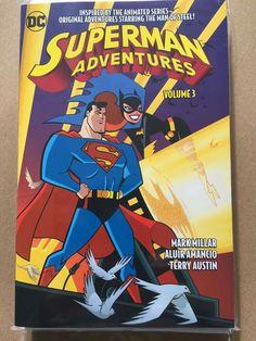 Superman adventures , love that cartoon!!