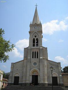 Igreja  do Rosário - Cidade de Goiás : Brazil