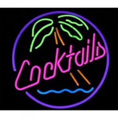 Cocktails Beer Bar Open Neon Signs///How I love you neon signs , Real nice for my Home Bar Deco Neon Bar Signs, Home Bar Signs, Pub Signs, Neon Light Signs, Chill, Screen Material, Blue Cocktails, Glass Bar, Beer Bar