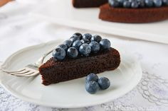 Chocolate-Blueberry Cake...was an okay tasting cake but if your a chocolate lover this is not the cake for you; bit on the bland side & must be eaten quickly cause it molds fast (2-3 days tops). WON'T MAKE AGAIN