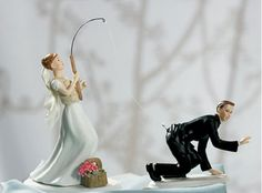 Hilarious Wedding Cake Toppers That Will Make You Laugh 8